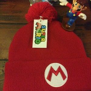 Other - Super Mario beanie